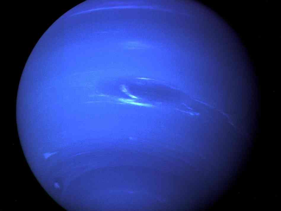 Neptune's 14th moon - S/2004 N 1 discovered