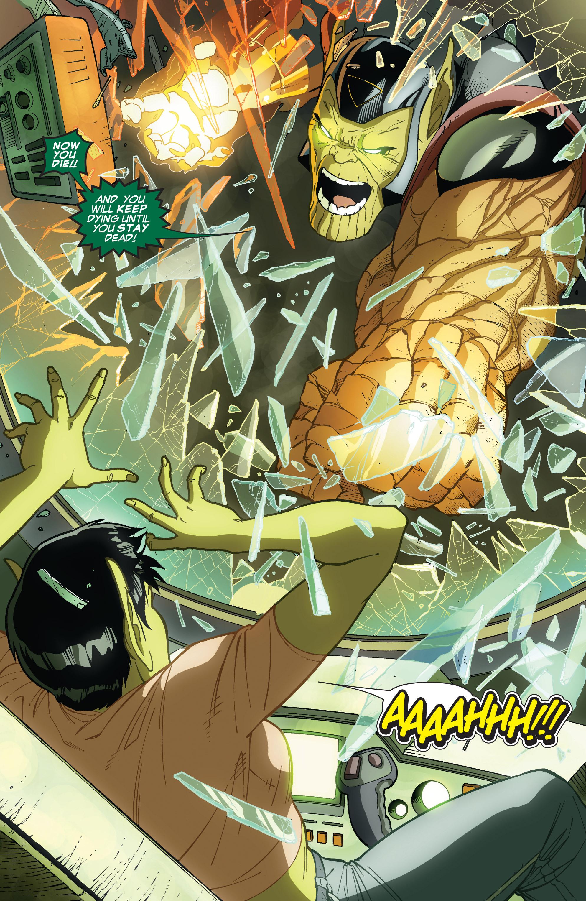 Read online She-Hulk (2005) comic -  Issue #32 - 17