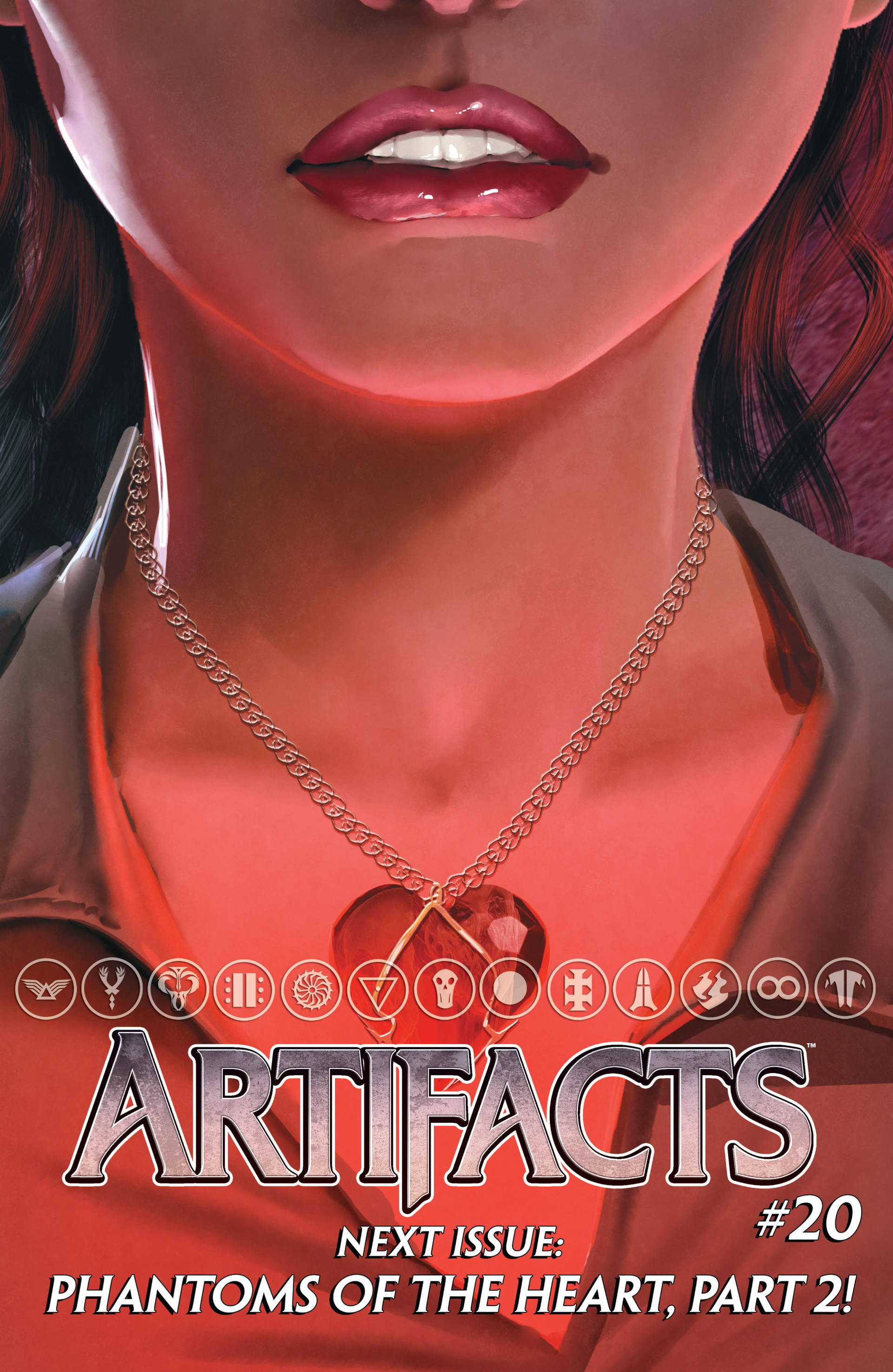 Read online Artifacts comic -  Issue #19 - 24