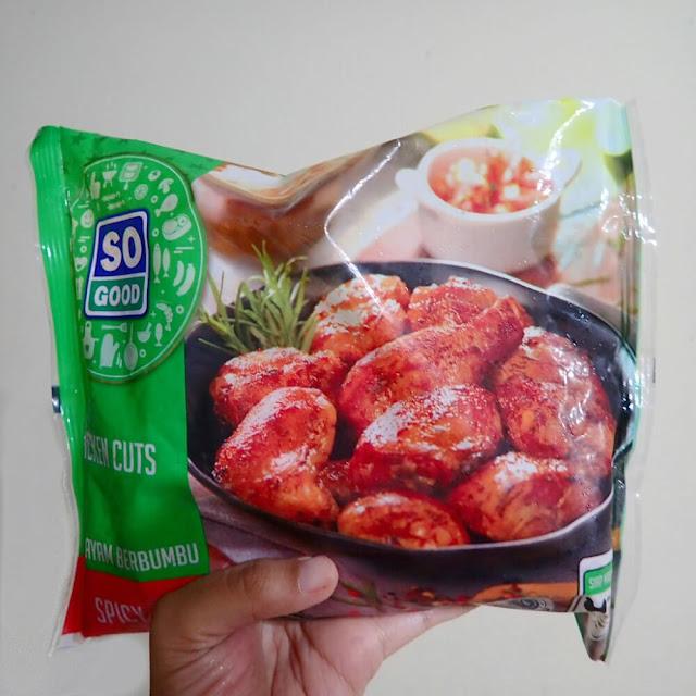 Tips Menyiapkan Makanan Bergizi yang Praktis dengan SO GOOD