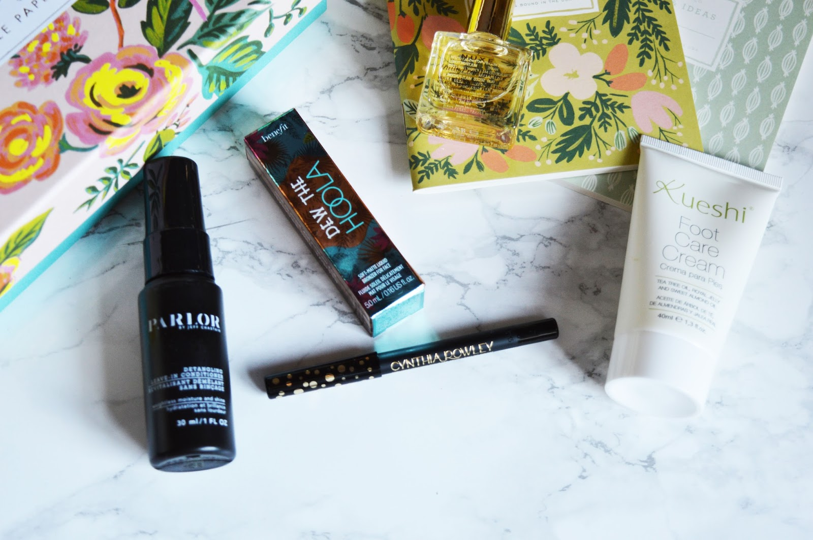 Birchbox, Rifle Paper Co., Beauty, Subscription box