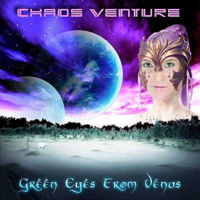 Chaos Venture - Green Eyes from Venus
