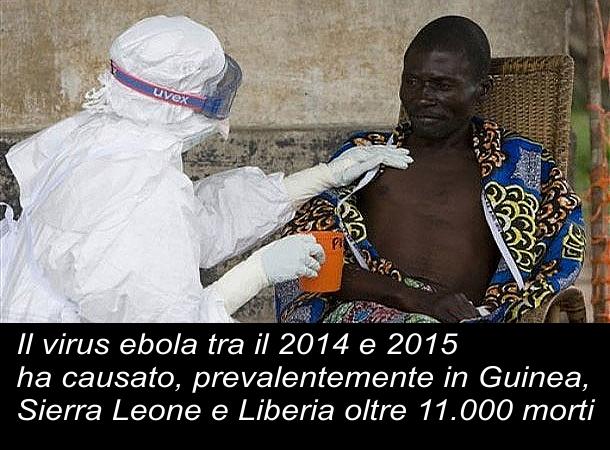 Nuovo focolaio di ebola: tre vittime nella Repubblica Democratica del Congo