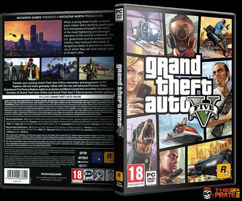 Download GTA 5 (PC) Completo