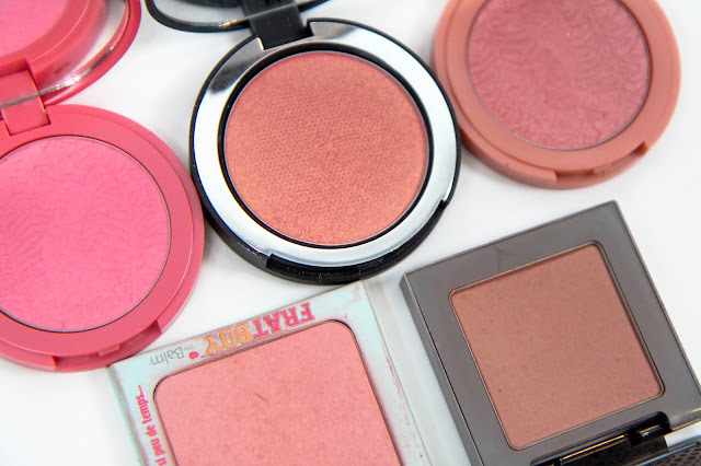 The Only 5 Blushes You Need
