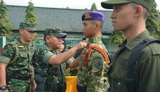 Panglima Kodam III Siliwangi : bela negara bisa dilakukan setiap warga negara, termasuk LSM yang Pro Pancasila - Commando