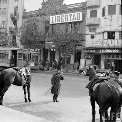 Cine Azul en 1935
