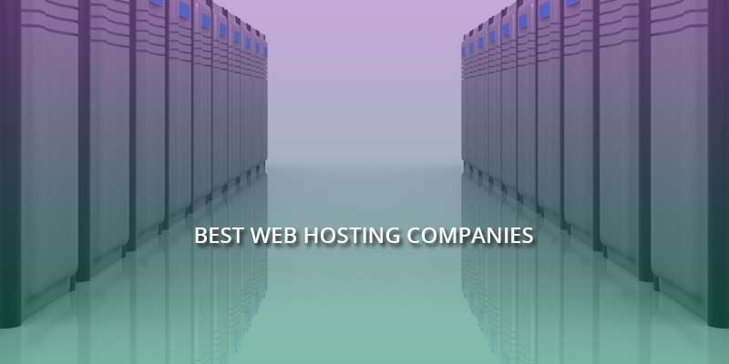 Best web hosting companies