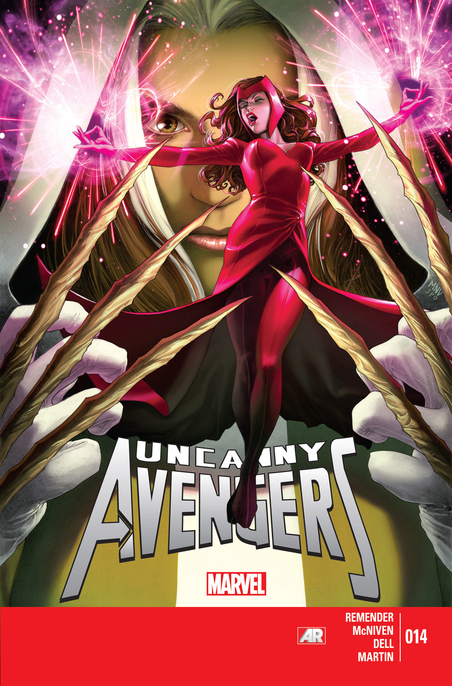 Read online Uncanny Avengers (2012) comic -  Issue #14 - 1