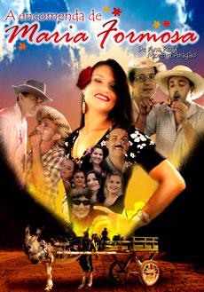 capa A Encomenda de Maria Formosa   AVI + RMVB Nacional