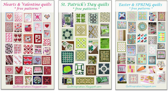 Free pattern extravaganza