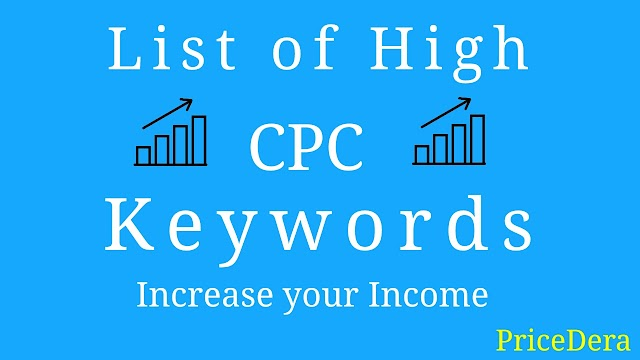 High CPC Keywords Ads Network | Highest Paying