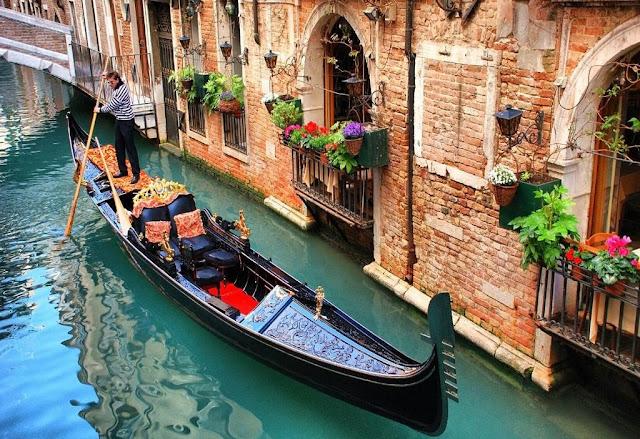 Primavera e Outono em Veneza