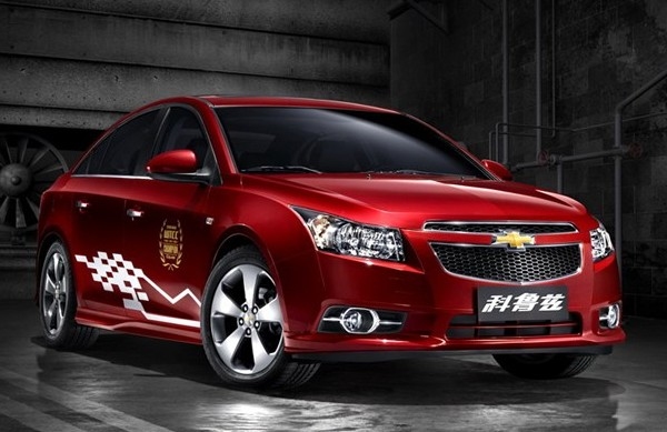 Chevrolet Cruze WTCC Edition for China