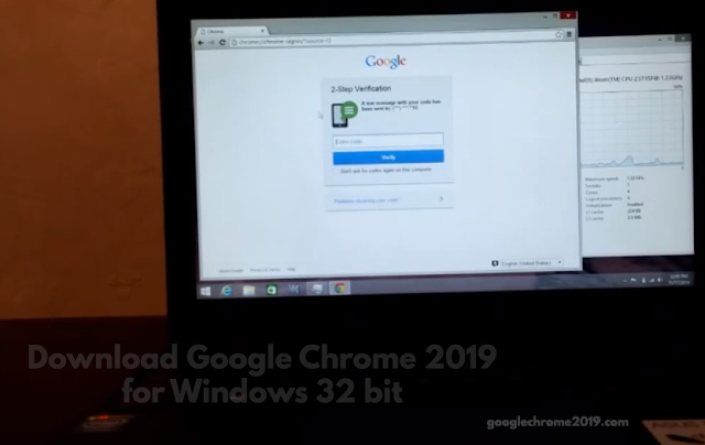 Download Google Chrome 2019 for Windows 32 bit
