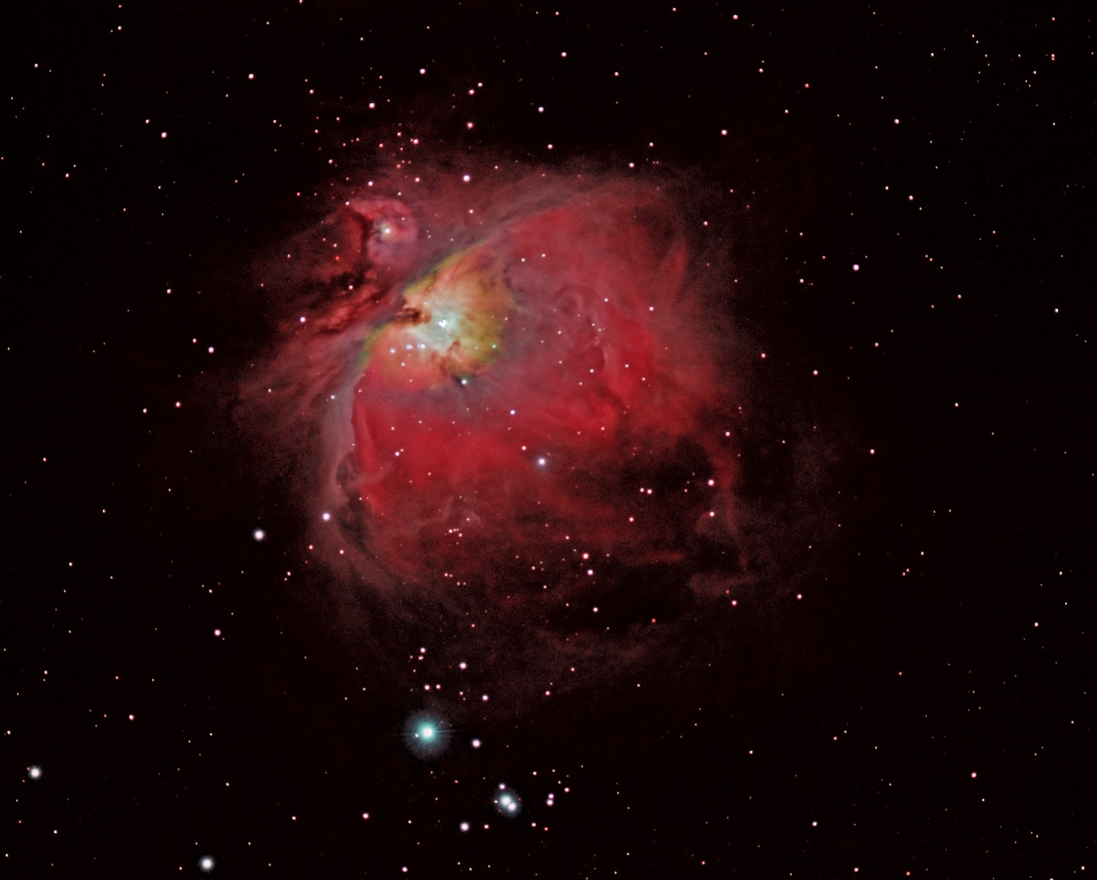 orion nebula location - photo #36