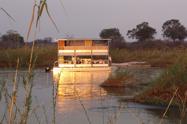 Ndhovu Safari Lodge Namibia