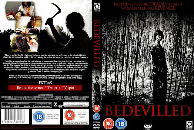 Bedevilled DVD Cover
