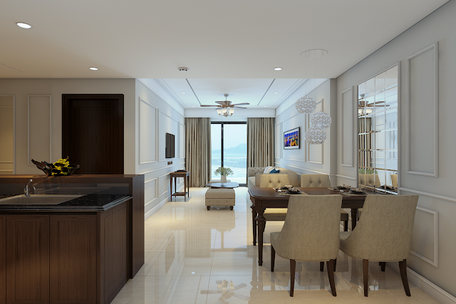Căn hộ cao cấp Luxury Apartment Danang