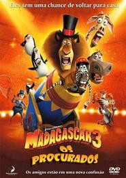 Madagascar 3 – Os Procurados Dublado Online