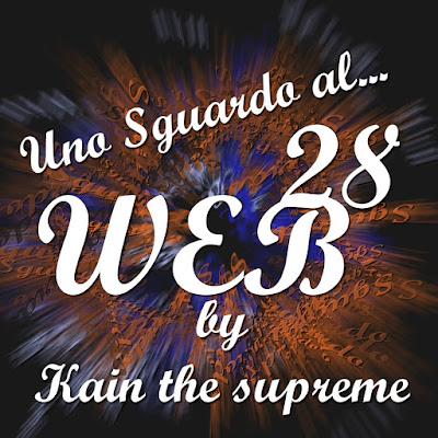 Uno sguardo al #web N° 28