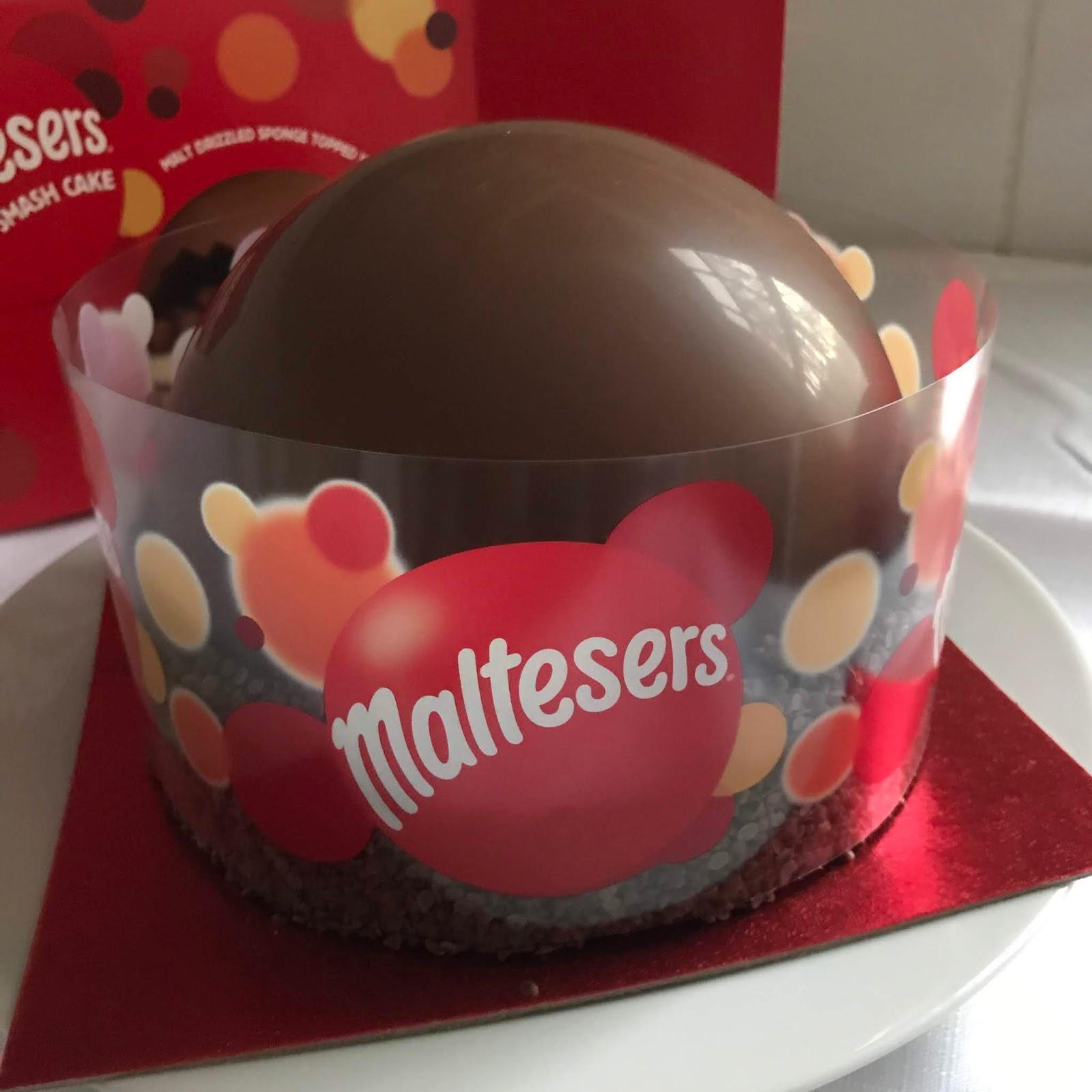 Maltesers Smash Cake Review Asda