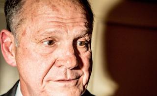Moore refuses to concede Alabama Senate race