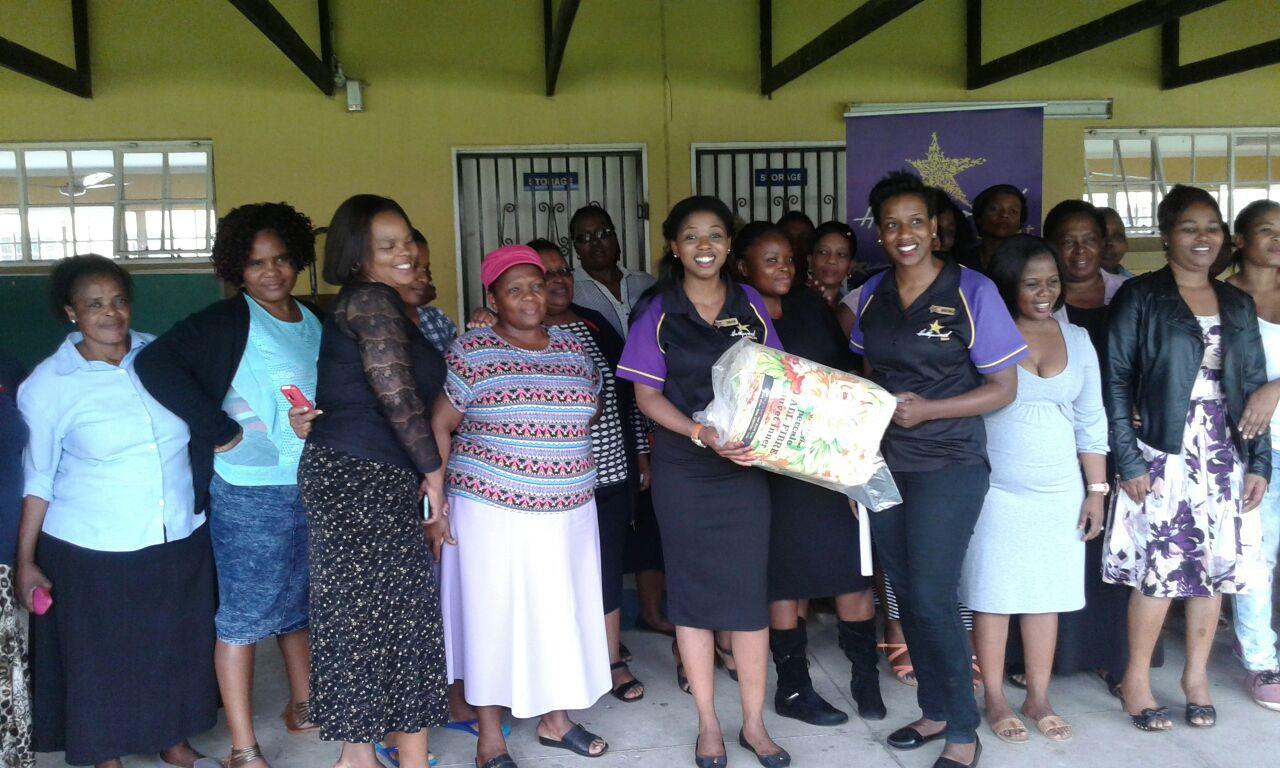 Reunion School - Hollywoodbets Yusuf Dadoo - Donation - Durban - KZN