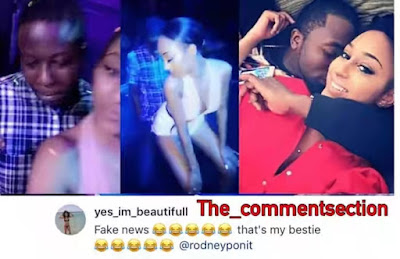 Iceprince's Girlfriend Maima Slams Fan Who Criticised Her For Grinding On Another Man (PHOTOS)