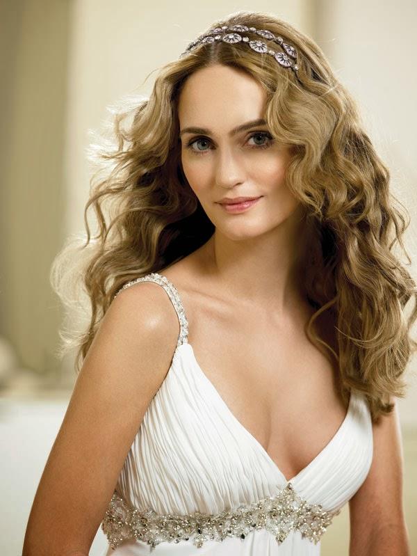 Classic Bridal Hairstyles Long Hair Down | Cute Hair Style