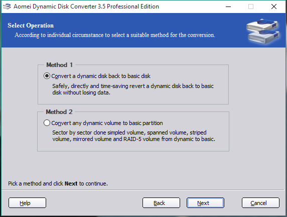 Cara Mengubah Partisi Dynamic ke Basic | How To Convert Dynamic to Basic Partition