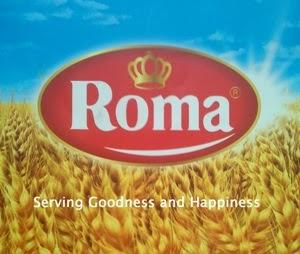 Roma Logo Baru