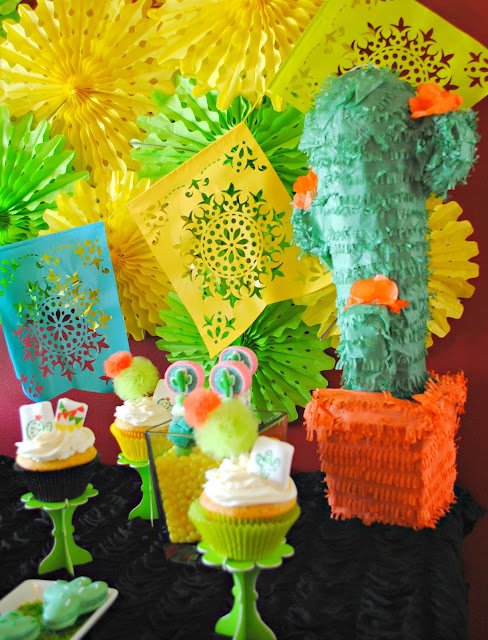 Go bright for Cinco De Mayo with Fizzy Party