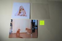 Motiv und Foto Vergleich: Levivo Baby Fotoalbum für 200 Fotos, Classic, Rosa