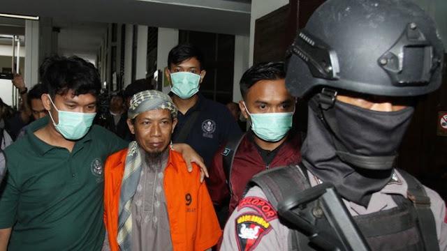 Ini Rekaman LENGKAP Negosiasi Aman Abdurrahman dan Wakil Tahanan Mako Brimob