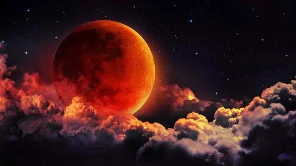 Mitos Gerhana Bulan Atau Super Blue Blood Moon Yang Menyeramkan! Tak Sangka Orang Hamil Pun Antara Yang Terpalit!