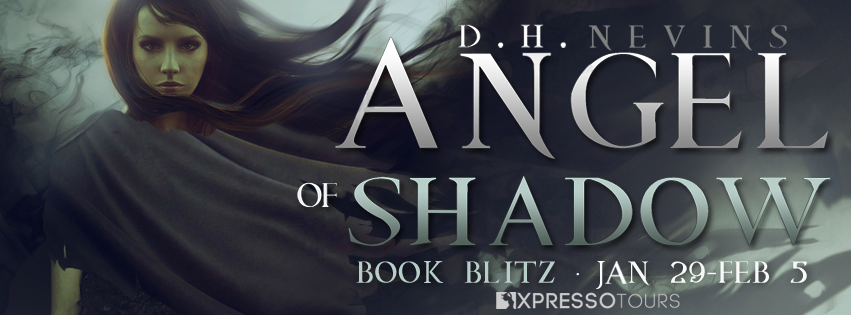 Angel of Shadow Book Blitz