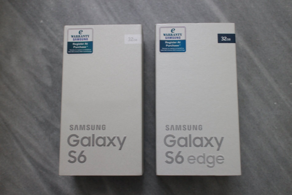 SALE SAMSUNG GALAXY S6 EDGE ORIGINAL BERGARANSI