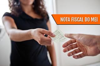 Nota fiscal do MEI