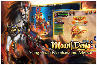 Immortal Saga Mod Apk v2.3.10 Weak Monster + VIP Update