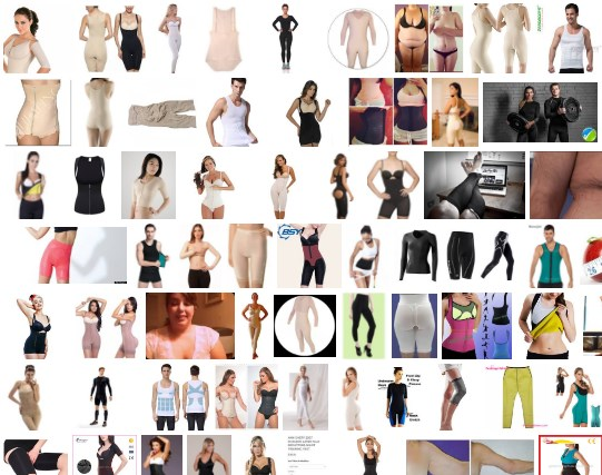 Compression Garments & Extreme Weight Loss Workout Plan