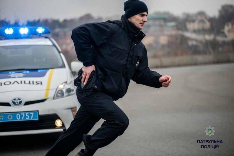 Подготовка патрульных полицейских