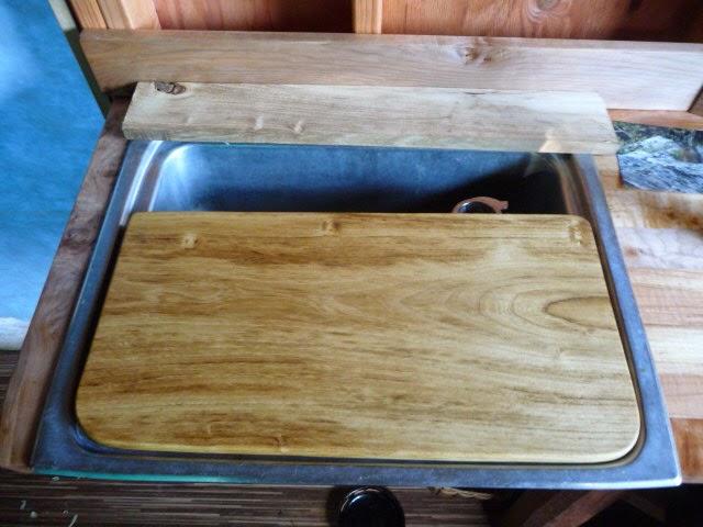 Pairoducks Black Locust Sink Insert