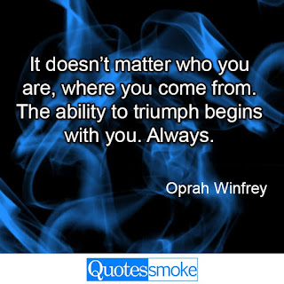 Encouragement Quotes By Oprah Winfrey