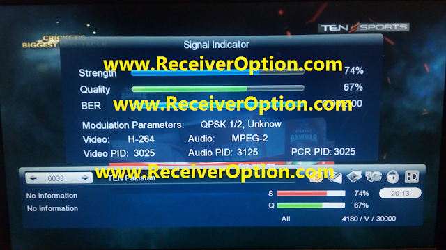 GX6605S HW203.00.012 HD RECEIVER CLINE OK NEW SOFTWARE