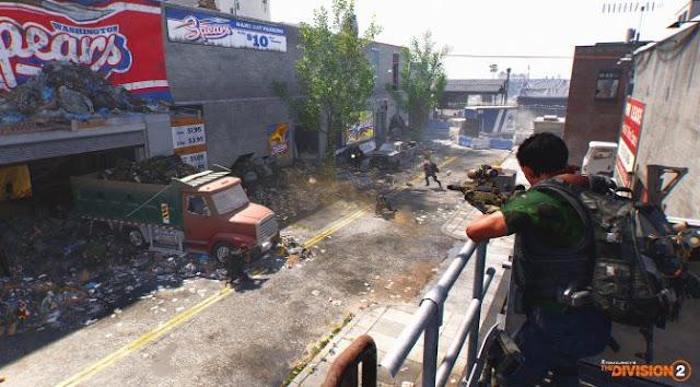 وعدت Ubisoft بتشغيل Tom Clancy's The Division 2 بشكل أسرع في DirectX 12 + لقطات جديدة