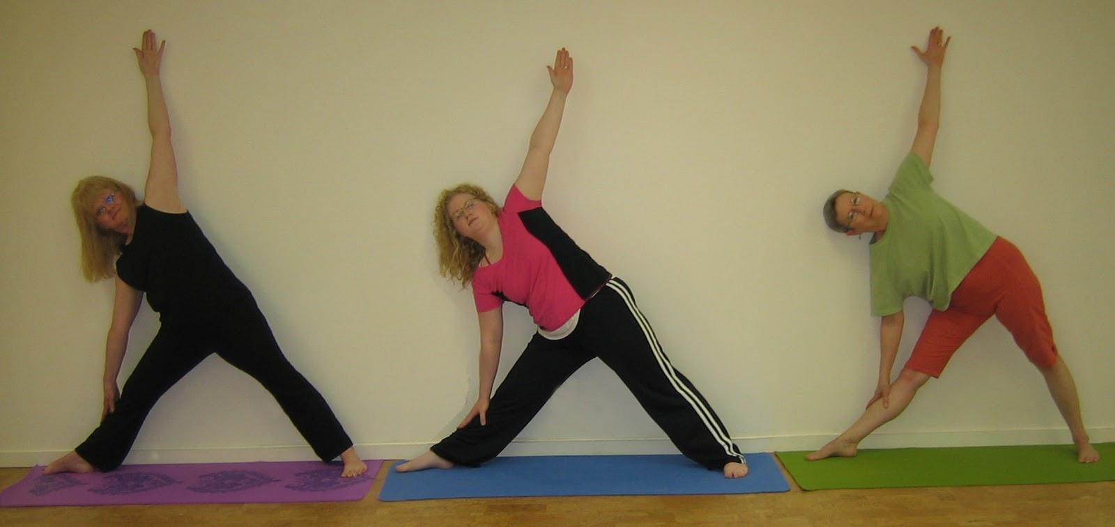 Harmony Yoga of Ann Arbor: Why Practice Yoga Standing Poses?