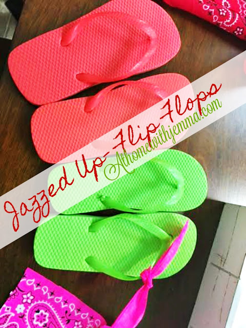 bandanna-flip-flops