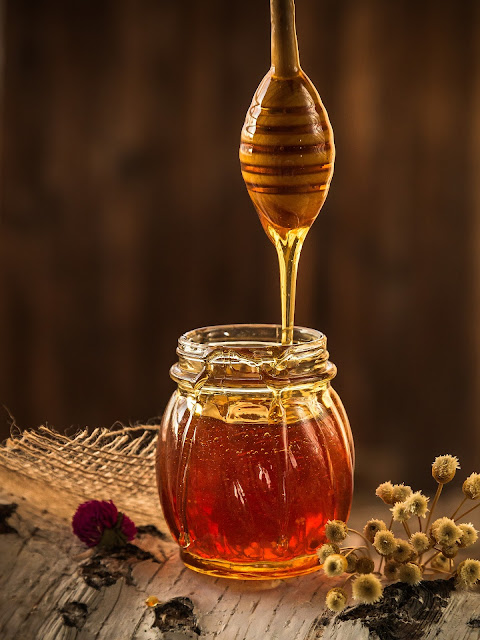 Health Benefits of Honey You Don't Know - rictasblog
