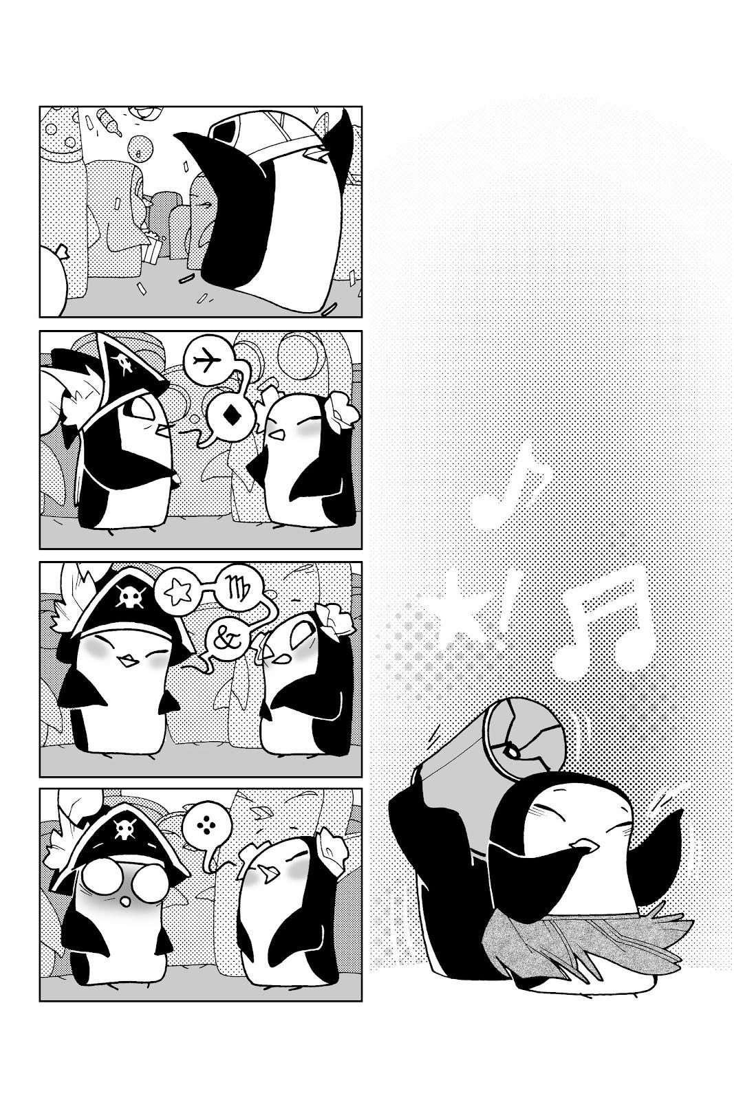 Read online Adventure Time: Pixel Princesses comic -  Issue # Full - 155